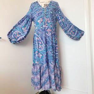 Boho Spell and the Gypsy look alike dress